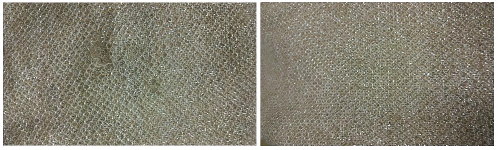 Восстановление трикотажного полотна